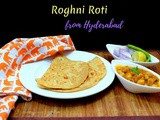 Roghni Roti | How to make Roghni Paratha