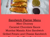 Sandwich Platter Menu ~ Ideas for Party
