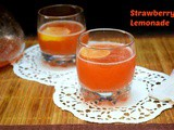 Strawberry Lemonade ~ Summer Coolers