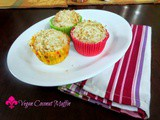 Vegan Coconut Muffin ~ Ener-g Replacer Baking Recipes