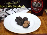 X'citing Dark Chocolate Sandesh Truffle