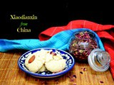 Xiaodianxin from China | Chinese Almond Cookies