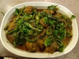 Chicken Hyderabadi Hot nSpicy~ contribution from Sonal Kaza