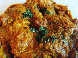 Mughlai Mutton Curry