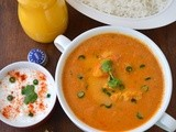 Butter chicken without butter and heavy cream!!! - a true surprise