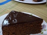 Chocolate Cake (Egg-less)