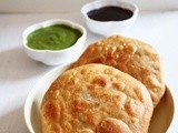 Matar Kachori Recipe | Matar ki kachori | Green peas kachori