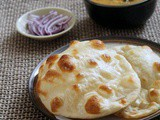 Naan Recipe | Homemade Naan Recipe | Naan Recipe on stove top and oven