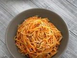 Roasted red pepper pasta recipe | Easy pasta recipes