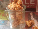 Caramel Popcorn|No corn syrup recipe