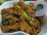 Dry fish/karuvad curry