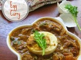 Easy everyday Egg Curry