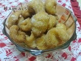 Kalkals-Sugar coated fritters