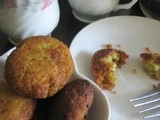 Lentils Fritters/vada