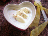 Rasmalai - Valentines Day treat