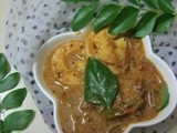 Spicy Egg kurma
