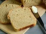 100% Whole Wheat Sandwich Bread / Whole Wheat Sandwich Bread