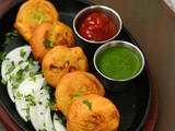 Batata Vada Recipe | How To Make Batata Vada | Easy Batata Vada Recipe
