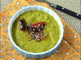 Broccoli Chutney