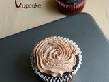 Chocolate Mocha Cupcakes /Chocolate Mocha Cupcake with Chocolate Whipped Cream Frosting