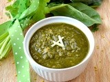 Hariyali Dal / Greens & Lentils Curry