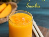 Mango Pineapple Smoothie Recipe | Easy Mango Smoothie With Pineapple