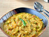 Onion Peas Kurma