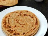 Plain Paratha Recipe | How To Make Plain Paratha | Plain Paratha With Step By Step Photos | Plain Parante Recipe
