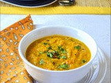 Pumpkin Dal / Yellow Pumpkin Dal Curry