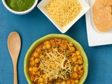Ragda Recipe | Ragda Chaat Recipe | How To Make Ragda(Yellow Peas Masala) Recipe