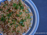 Tomato Pulao | How to make tomato rice