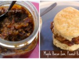 Bacon Jam Recipe with Peanut Butter for Ultimate Biscuit Burger