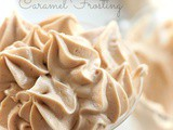 Caramel Frosting Recipe that You Can Pipe