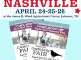 Country Living Fair Coming to Nashville and a Ticket Giveaway