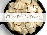 Gluten Free Pie Crust and Gluten Free Pie Crust Baking Tips with Video
