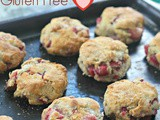 Gluten Free Strawberry Biscuits Recipe with Video