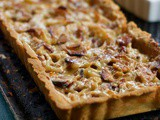 Grain Free Apple Almond Tart (Low Carb, Sugar Free)