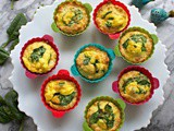 Grain Free Egg Biscuits in Muffins Cups (Keto Friendly, Paleo)