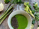 Healthy Asparagus Soup Recipe, Anti-Inflammatory, Detox Soup