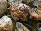 Italian Healthy Baked Chicken Recipe