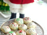 Italian Ricotta Cookies with Video