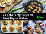 Keto Appetizers, Keto Party Food