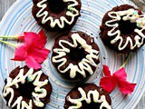 Keto Chocolate Bundt Cakes, Low Carb, Gluten Free