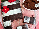 Low-Carb Brownies Recipe, (keto friendly) Made Only with Cocoa Powder