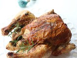 One Hour Italian Roast Chicken Recipe and Best Way to Roast Chicken in the Oven
