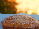 Orange Glazed Sweet Potato Bread Recipe (Gluten Free Option)