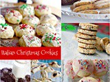 Our Family Italian Christmas Cookies and All the Christmas Sweets We Love