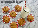 Paleo Chocolate Chip Cookies Made with Almond Butter