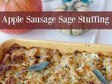 Sausage Apple Sage Stuffing