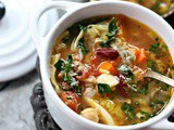 Spicy Italian Soup with Sausage Recipe